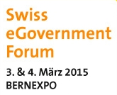 Vortrag: Swiss eGovernment Forum 2015